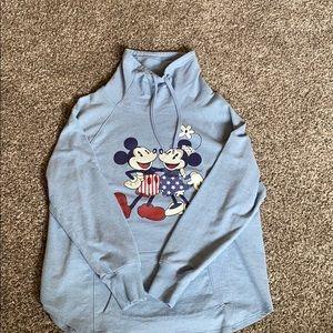 High neck Disneyland jacket